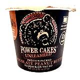 Kodiak Power Cakes Unleashed, CHOCOLATE PEANUT BUTTER Flapjack On The Go (6 PACK), 100% Whole Grain, (2.36 oz. each)