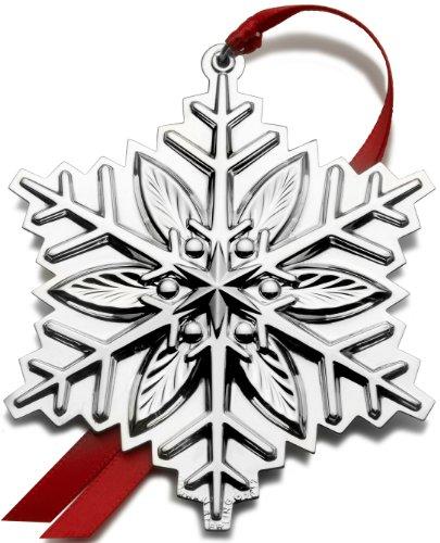 Gorham 2012 Snowflake Ornament, 43rd Edition