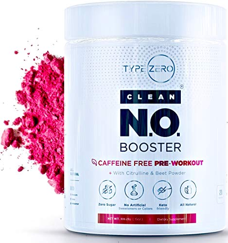 Nitric Oxide Supplement - Caffeine Free Pre Workout w. L Arginine Citrulline Malate, Beet Root Powder & AAKG—Powerful Nitrous Oxide Booster Natural Stim Free Preworkout for Men & Women No2 Supplements (250 Capsules Mg 150)
