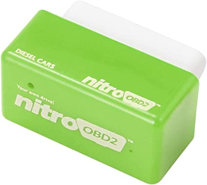 Kingnew Plug And Drive Nitroobd2 Performance Chip Tuning Box For Petrol Engines Green Eco Pet Supplies