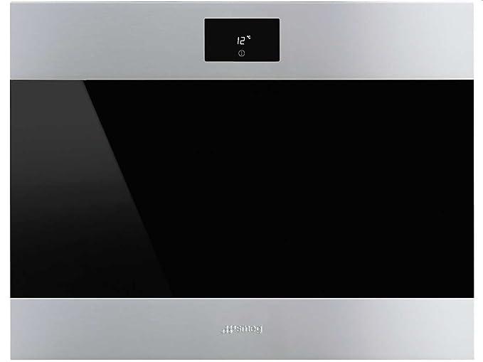 Smeg Kühlschrank Anschlag Wechseln : Smeg cvi einbau weinkühlschrank weinklimaschrank edelstahl
