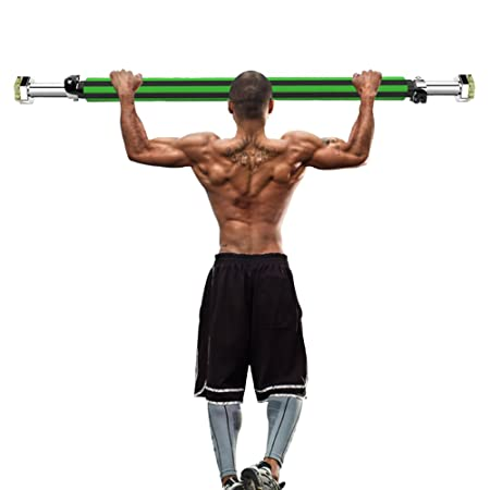 609bfb000 DOBEN Professional Door Pull-up and Chin-up Bar Upper Body Workout Bar   Amazon.co.uk  Sports   Outdoors