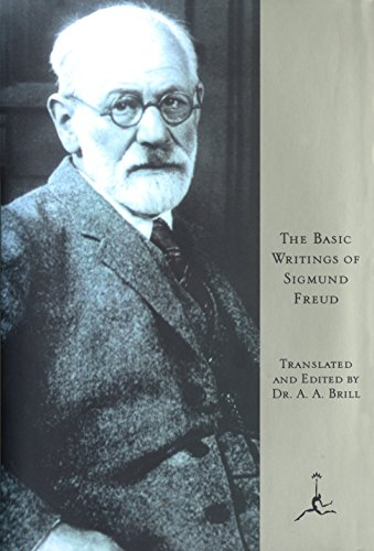 The Basic Writings of Sigmund Freud (Psychopathology of Everyday Life, the Interpretation of Dreams, and Three Contributions To the Theory of Sex) from Modern Library