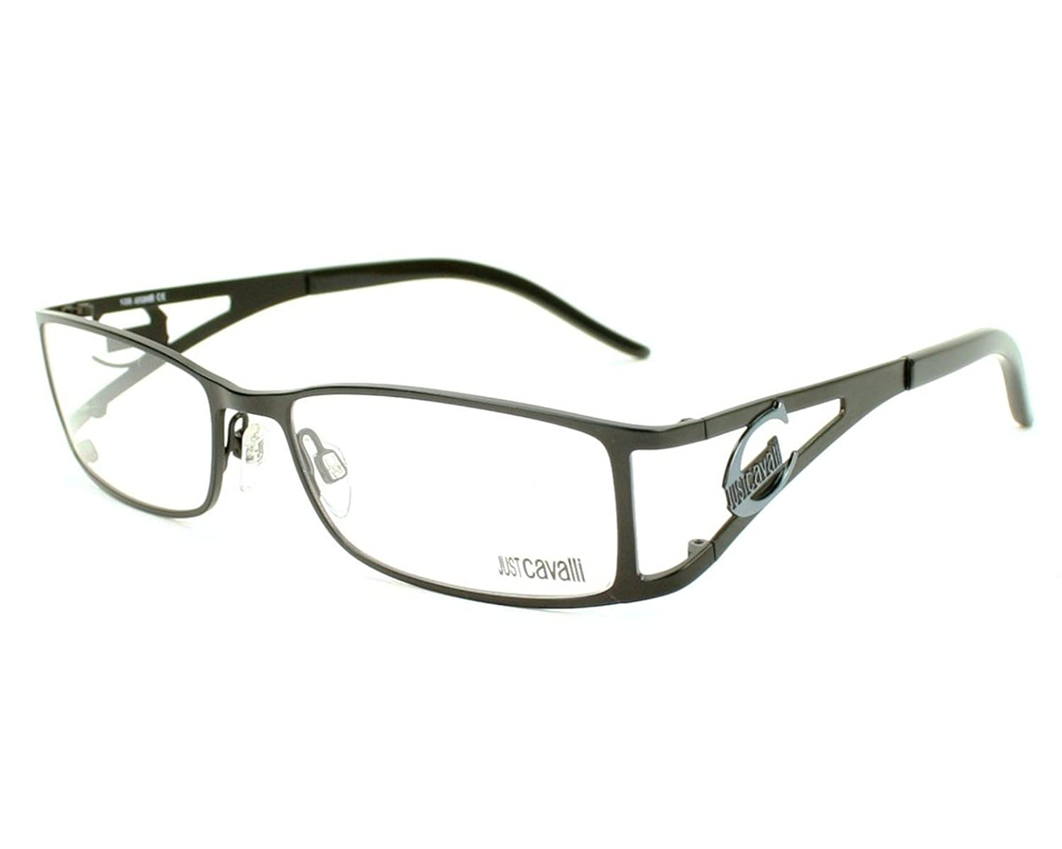 Just Cavalli Brille JC0115 BR: Amazon.de: Bekleidung