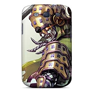 lintao diy Awesome QJiLLeh7372odsBd Mialisabblake Defender Tpu Hard Case Cover For Galaxy S3- Yoshimitsu