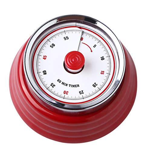 Goggle Timer - Timer Alarm Loud,60 Minute Timer, Alarm Magnetic Retro Kitchen Timer Cooking Gadget Tool,Time Management Tool