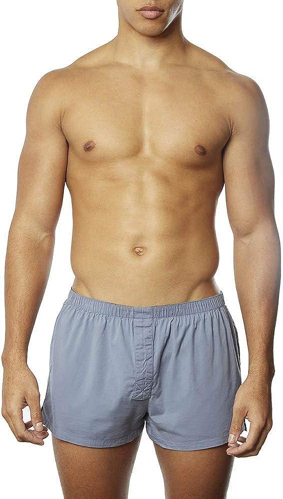 YUASA Mens Short Cut Boxer