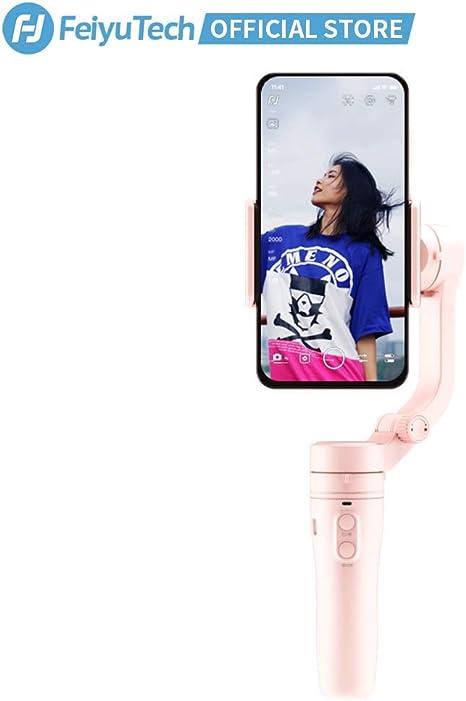 FeiyuTech VlogPocket Gimbal estabilizador de móvil para smartphone ...