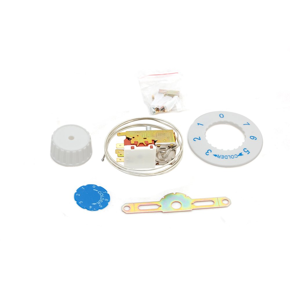 Universal Fridge Freezer Thermostat KIT VT9 RANCO Spares4appliances