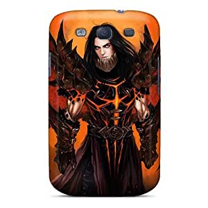 New Style Case Cover MRc1723QtzO Supernatural Beings Compatible With Galaxy S3 Protection Case