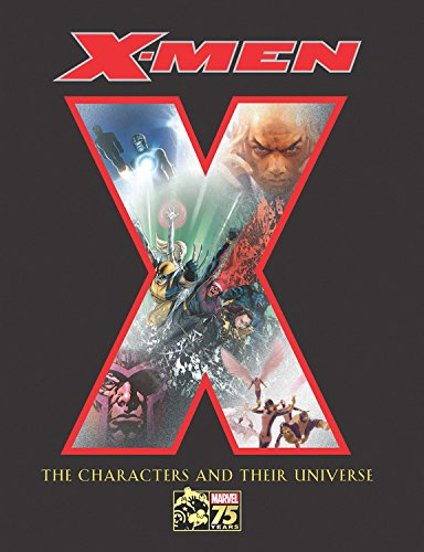 X-Men: The Characters and Their Universe PDF