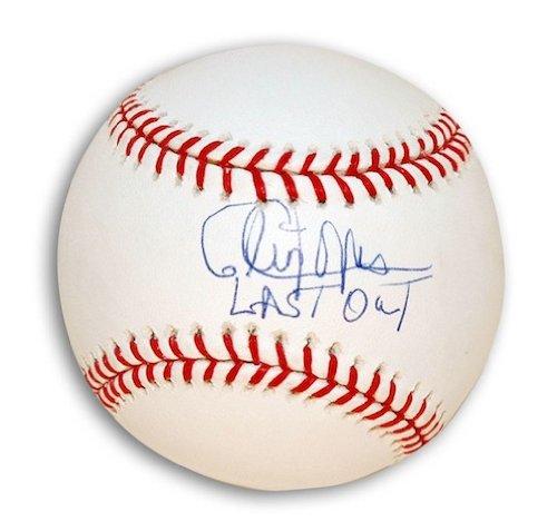 Cleon Jones Autographed Baseball (Autographed Cleon Jones MLB Baseball Inscribed