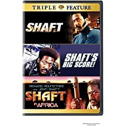 Shaft Collection (Shaft / Shaft's Big Score / Shaft in Africa)