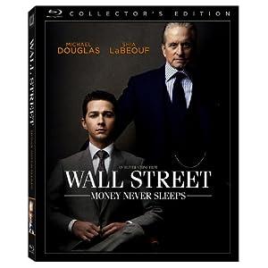 Wall Street: Money Never Sleeps (+ Digital Copy) [Blu-ray] (2010)