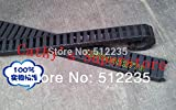Ochoos New 2pcs 15X30mm Black Flexible Cable Carrier Drag Chain Nested End Connectors for CNC Router