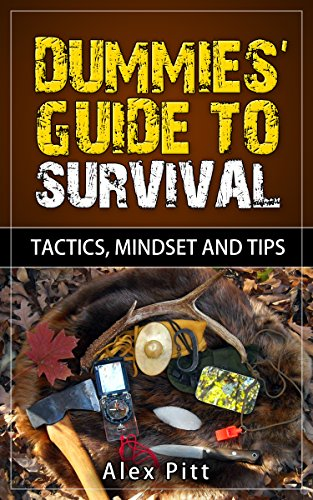 Dummies' Guide to Survival: Tactics, Mindset and Tips cover