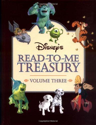 Disney Fairy Tale Treasury - Disney's Read-To-Me Treasury, Vol. 3