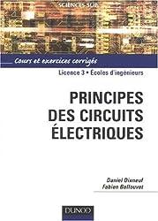 Principes des circuits électriques