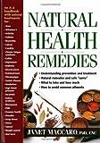 Natural Health Remedies, Janet Maccaro, 1591858976