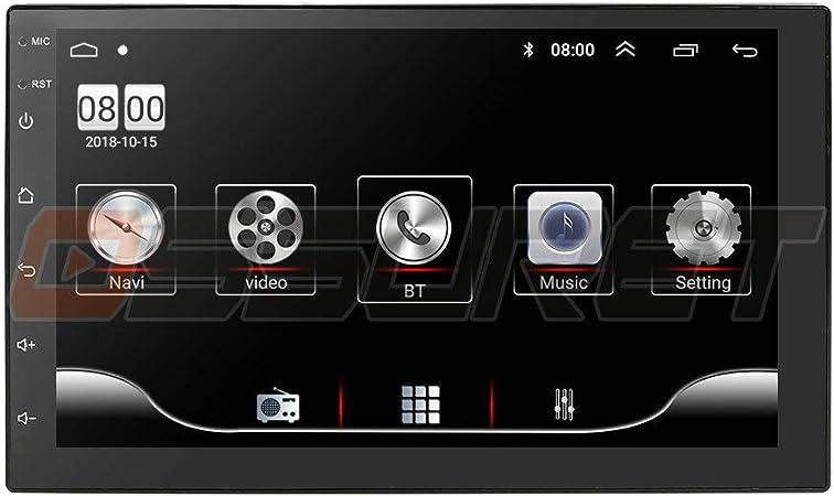 Ossuret Android 10 Universal Autoradio Double Din Elektronik