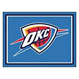 FANMATS 17462 NBA Oklahoma City Thunder Rug