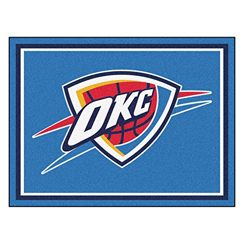 FANMATS 17462 NBA Oklahoma City Thunder Rug by Fanmats