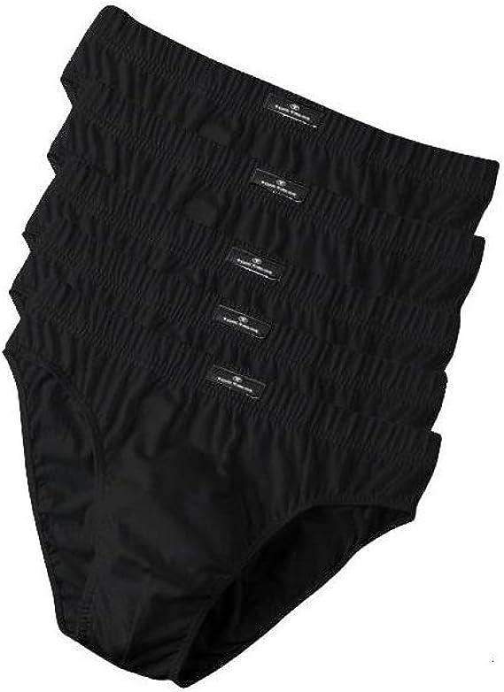 schwarz Tom Tailor Größe L // 6 5er Pack Sportslip