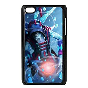 iPod Touch 4 Case Black Defense Of The Ancients Dota 2 LICH 005 LWY3555144KSL