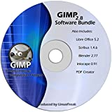 Gimp 2.8 - Photo Editing Software - (Alternative to Photoshop)