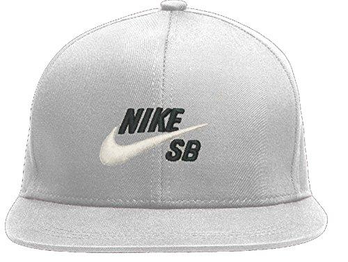 6663b82a706 NIKE Mens U NK Pro Cap Vintage 850816-092 - VAST Grey Pine Green