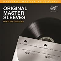 12'' Inner Sleeves - Mobile Fidelity Original (50)