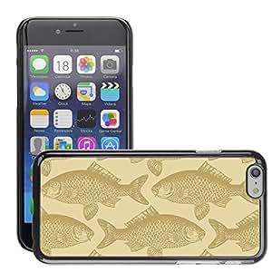 """Print Motif Coque de protection Case Cover // V00002714 peces de época perfecta // Apple iPhone 6 6S 6G PLUS 5.5"""""""