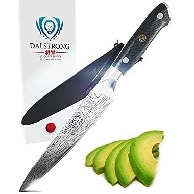 DALSTRONG Utility Knife - Shogun Series Petty - VG10 - 6  (152mm)