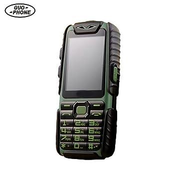 Guophone A6 Outdoor Camping económica Teléfono Móvil, Teléfono ...