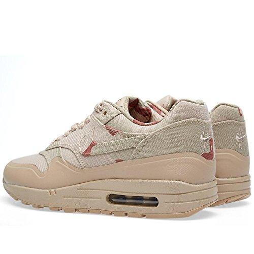 "Nike Herren Air Max 1 MC SP ""USA Camo"" Sand / Bison Canvas"