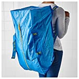 Ikea Frakta Storage Bag - Blue