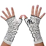 Hamlet Writing Gloves