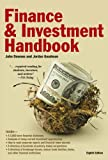 Barron's Finance and Investment Handbook, John Downes, Jordan Goodman, 0764162691