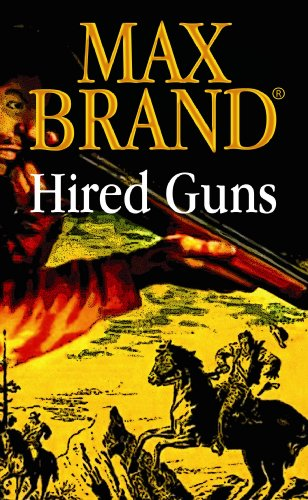 book cover of Hired Guns