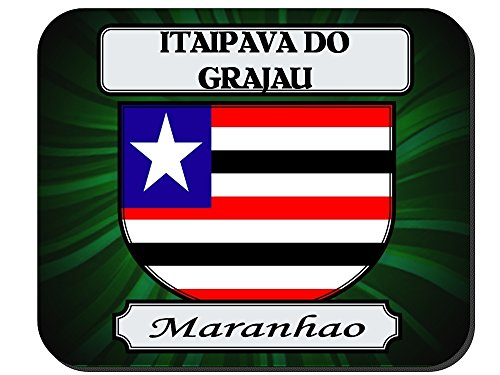 itaipava-do-grajau-maranhao-city-mouse-pad