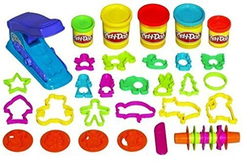Play-Doh Fun Factory Super Set 30 Pieces from unbraded