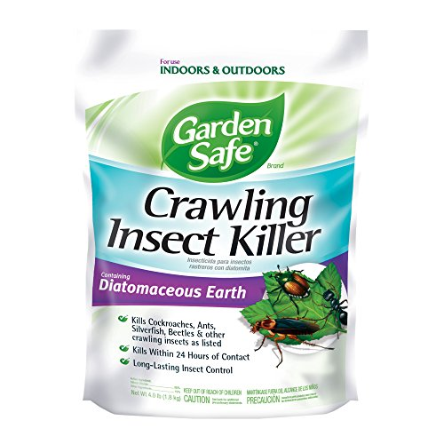 Garden Safe HG-93186-1 Crawling Insect Killer Containing ...