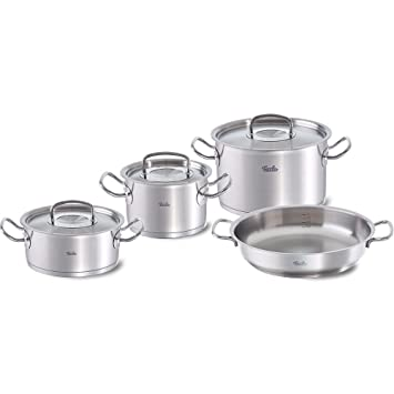 Fissler Topfset Original Profi Collection 4 Teilig Edelstahl