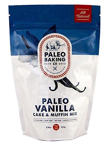 Banana Vanilla Cake - Paleo Baking Company Paleo Vanilla Cake & Muffin Mix