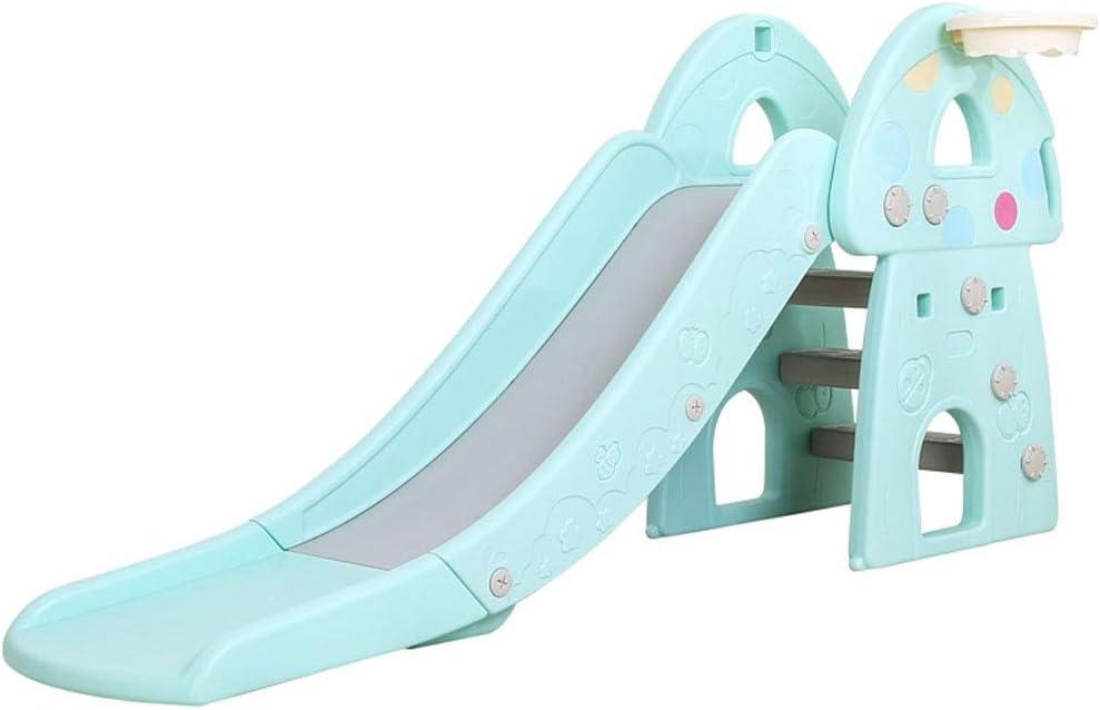 Tobogán para Bebé Niño Pequeño para Interiores Diapositiva De Música Pequeña Escalera De Escalada para Niños Combinación De Borde De Barandilla Alta Juguete Recorte Artificial, Experiencia De Confort: Amazon.es: Hogar