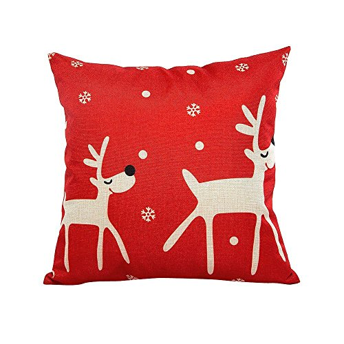 AUHKO Decorative Cushion Cover Sofa Chair Seat Square Pillow