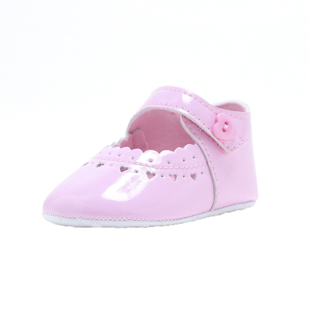 Fabal Baby Girl Shoes Princess Enfant Artificial Leather Shoes For Party
