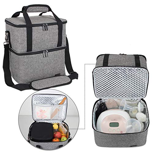 Top 10 spectra breast pump bag and cooler