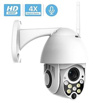 Cámara de Seguridad 1080p Nube De Almacenamiento Inalámbrico ...