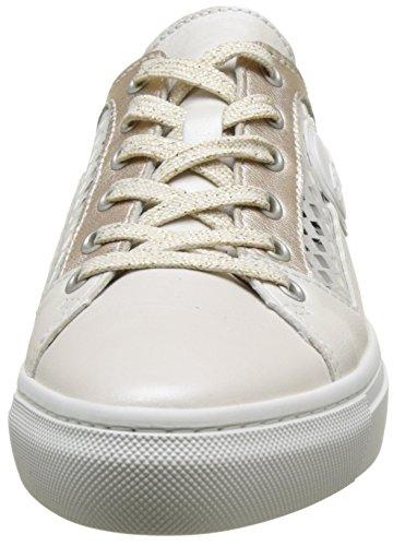 Blanc blanc Femme Baskets Pataugas Yaron Basses UFOIIq